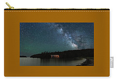 Milky Way Sky At The Old Smokehouse Carry-all Pouch