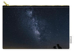 Milky Way Viewed From Rough Ridge Carry-all Pouch