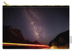 Milkyway Over The Higway Carry-all Pouch