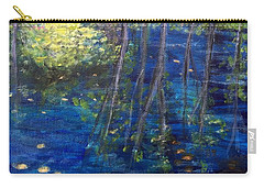 Mill Brook Kingston N H Carry-all Pouch