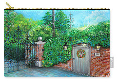 George Michaels Mill Cottage Garden Carry-all Pouch