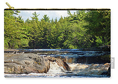 Mill Falls, Kejimkujik National Park, Nova Scotia Carry-all Pouch