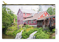 Mill Water Falls Hdr Carry-all Pouch