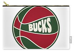 Milwaukee Bucks Retro Shirt Carry-all Pouch