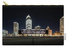 Carry-all Pouch featuring the photograph Milwaukee County War Memorial Center by Randy Scherkenbach