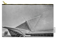 Milwaukee Museum Of Art Special 2 Carry-all Pouch by David Haskett