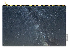 Milky Way From A Pontoon Boat Carry-all Pouch by Patrick Fennell
