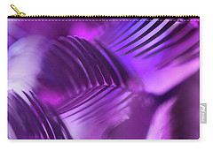 Mimosa Leaf Abstract Carry-all Pouch by Mike Eingle