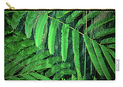 Mimosa Tree Carry-all Pouch by Tony Grider