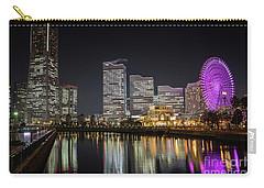 Minato Mirai At Night Carry-all Pouch