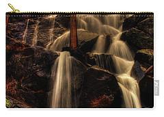 Quaking Aspen Falls Along Tioga Pass  Carry-all Pouch