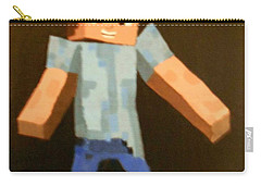 Minecraft Steve Carry-all Pouch