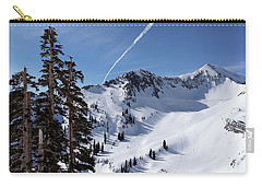 Carry-all Pouch featuring the photograph Mineral Basin by Jim Hill