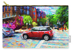 Mini Cooper Series 3 Carry-all Pouch