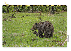 Mini-mom And Mini-me Carry-all Pouch by Yeates Photography