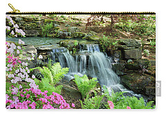 Mini Waterfall Carry-all Pouch by Sandy Keeton
