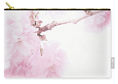 Minimalist Cherry Blossoms Carry-all Pouch