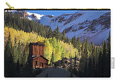Mining Ruins Carry-all Pouch by Steve Stuller