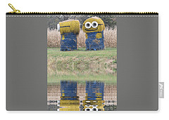 Minions In A Reflection Pool Carry-all Pouch