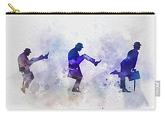 Ministry Of Silly Walks Carry-all Pouch
