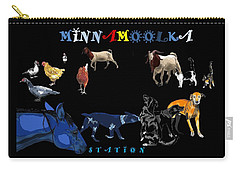Minnamoolka Station Carry-all Pouch