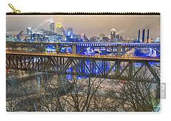 Minneapolis Bridges Carry-all Pouch