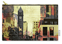 Minneapolis Clock Tower Carry-all Pouch