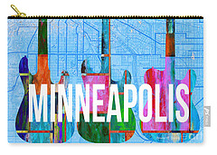 Minneapolis Music Scene Carry-all Pouch