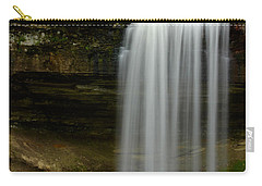 Minnehaha Falls Carry-all Pouch by Tiffany Erdman