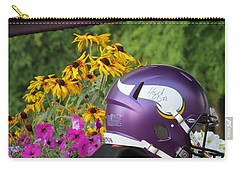 Minnesota Vikings Helmet Carry-all Pouch