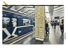 Minsk Metro Carry-all Pouch