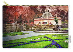 Mirabell Gardens Salzburg  Carry-all Pouch