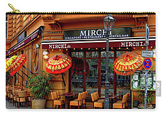 Mirchi Singapore Restaurant Carry-all Pouch by Anthony Dezenzio