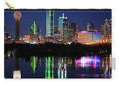 Mirror Colors Skyline Carry-all Pouch