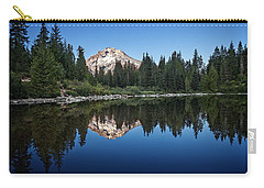 Mirror Lake Carry-all Pouch by Ian Good