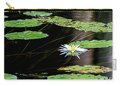 Mirror Lily Carry-all Pouch