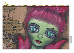 Miss Argentina Carry-all Pouch by Abril Andrade Griffith