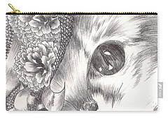 Miss Cat Carry-all Pouch