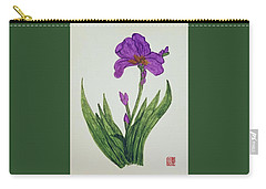 Miss Iris Carry-all Pouch