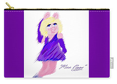 Miss Piggy Carry-all Pouch