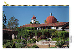 Mission Basilica Carry-all Pouch