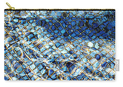 Mission San Buenaventura Mosaic Carry-all Pouch