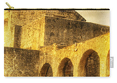 Mission San Jose San Antonio Texas Carry-all Pouch