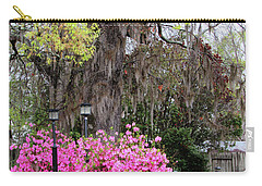 Mississippi Charm					 Carry-all Pouch