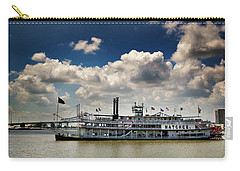 Mississippi Riverboat Carry-all Pouch