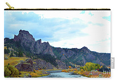 Missouri River Colors Carry-all Pouch