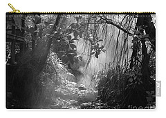 Mist In The Jungle Carry-all Pouch