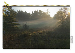 Mist In The Meadow Carry-all Pouch