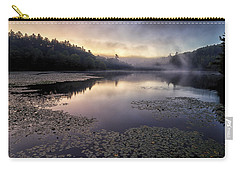 Bass Lake Sunrise - Blue Ridge Parkway Carry-all Pouch
