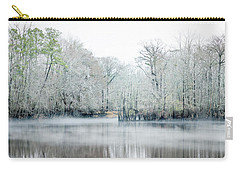 Mist On The River Carry-all Pouch